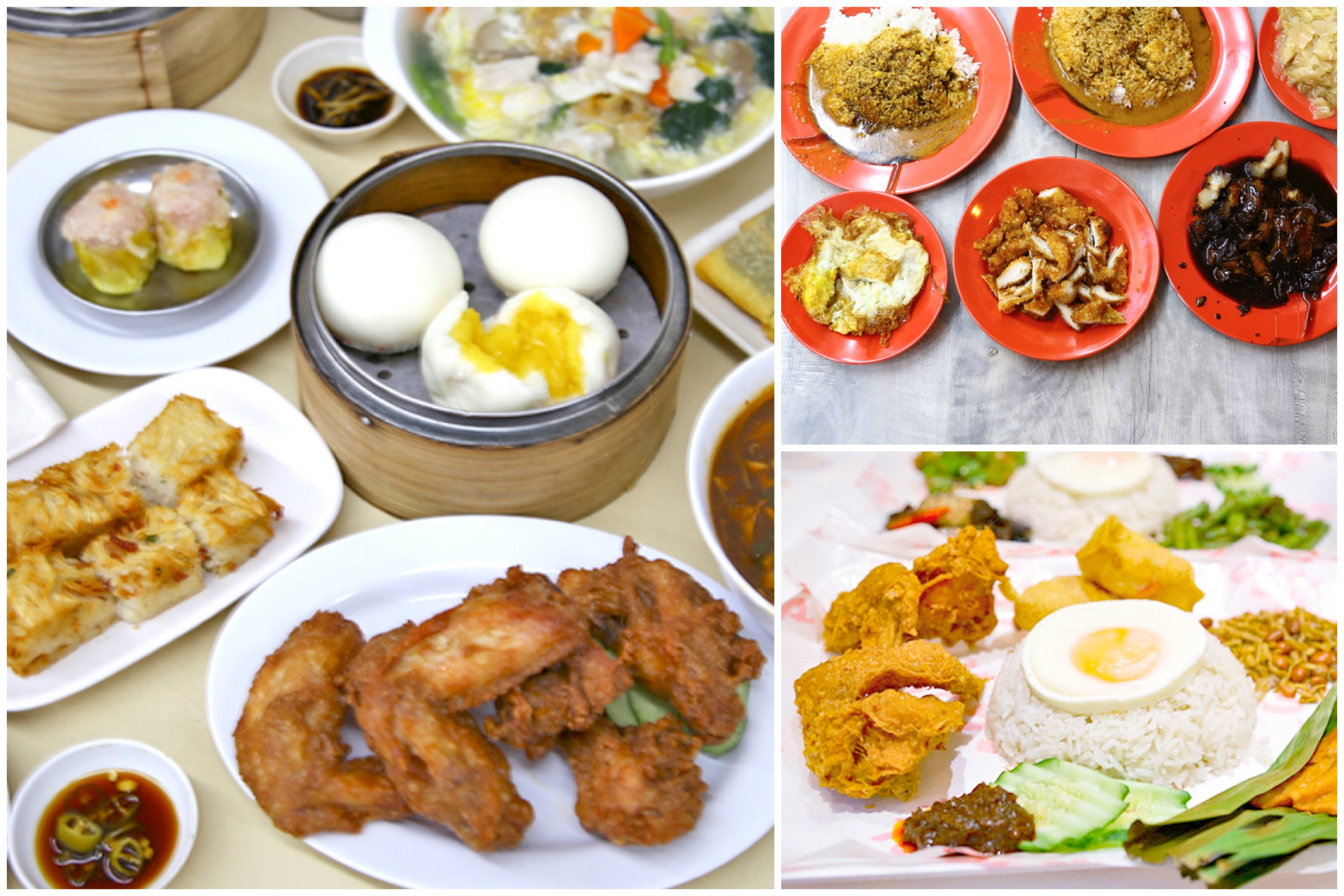 10 Favourite Supper Places In Singapore - From Spize, Swee Choon To Scissors Cut Curry Rice