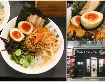 Kanada-Ya - One Of London's Best Ramen, Famed For Its Truffle Ramen. At Piccadilly & Covent Garden