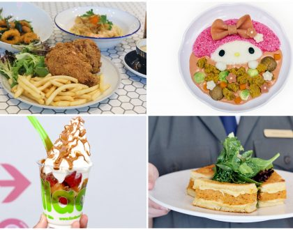 12 NEW Cafés In Singapore June 2018 – My Melody Café, Benjamin Barker Café, And Llao Llao Back To Singapore