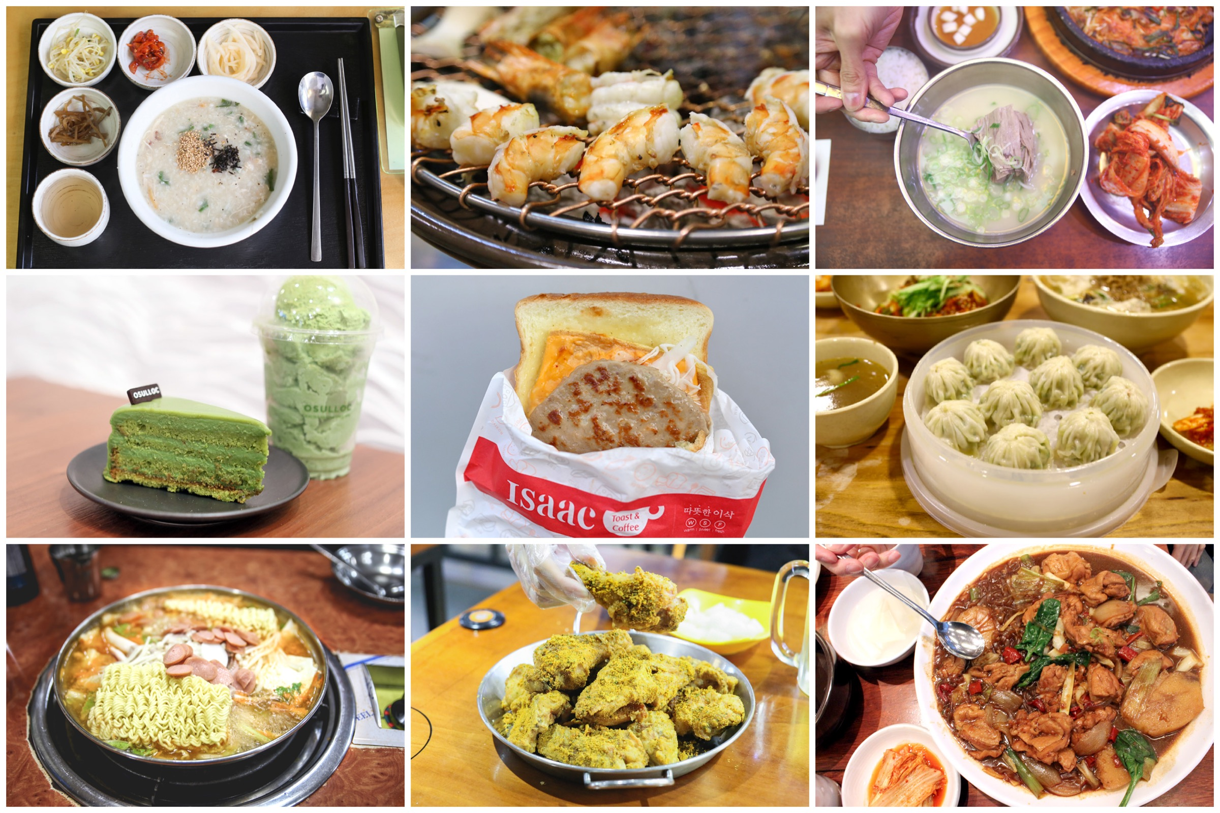 10 Myeongdong Restaurants Cafes From O Sulloc Kyoja To Sinseon Seolleongtang
