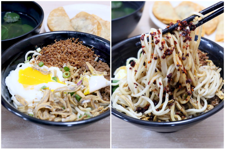 Chilli Pan Mee - Famous KL Restoran Super Kitchen Chilli Pan Mee Opens In Singapore, At Far East Square