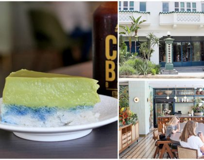 Clan Café - Perhaps The Most Beautiful Café To Open This Year, At Straits Clan Bt Pasoh Road