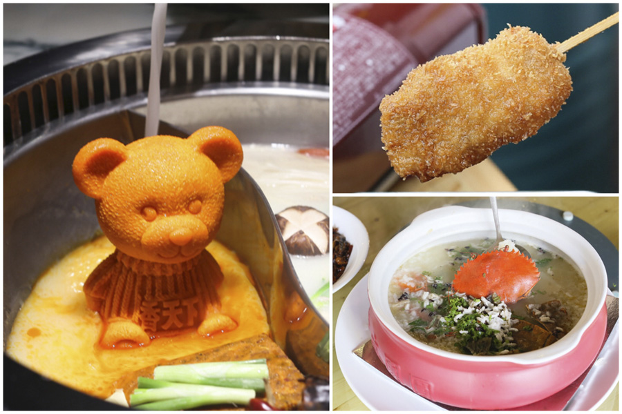 5 NEW Clarke Quay Restaurants, Including Spice World With Teddy Bear Hotpot And Kushikatsu Tanaka