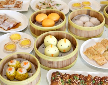 Crystal Jade Kitchen - All You Can Eat Dim Sum Hightea Buffet, Starting From $18.80++