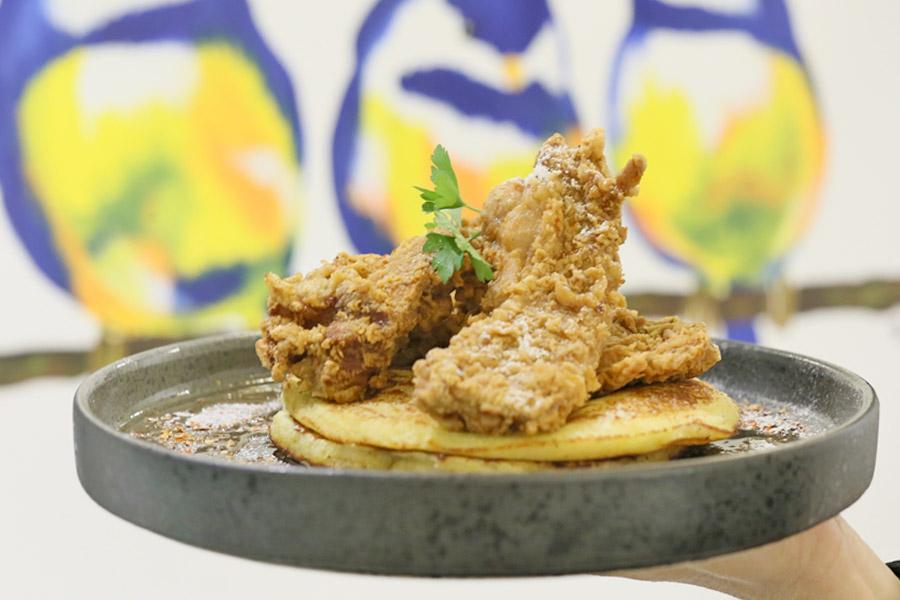 Earlybird Café – Bird Themed Café With Decadent Fried Chicken & Pancakes, Near Bugis