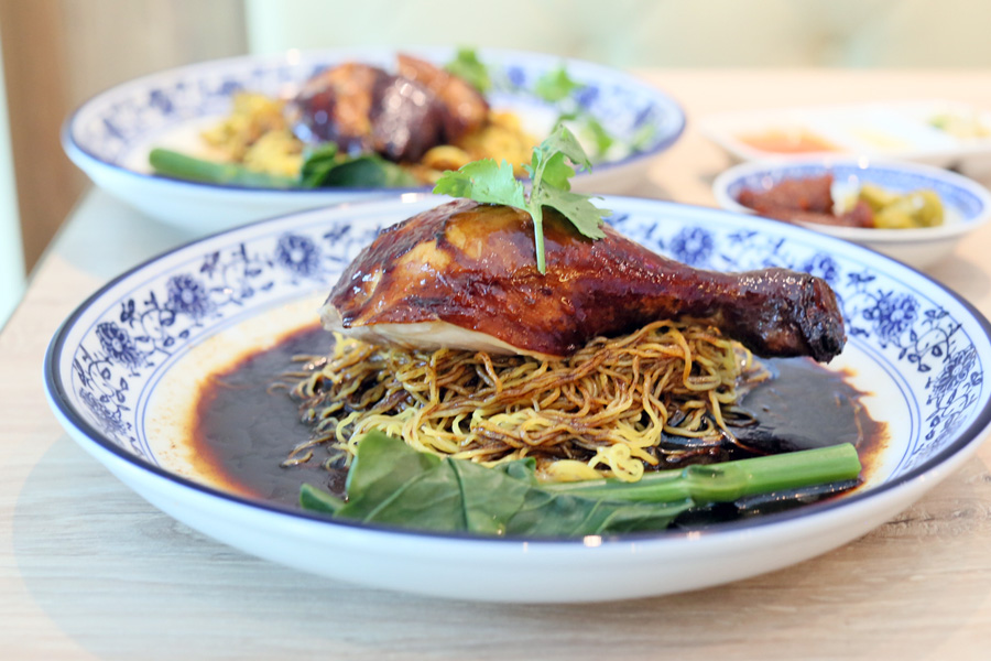 Haikee Brothers - Soy Sauce Chicken To Live For, By 3rd Generation Hawkers At Chinatown Point
