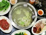 Hainan Street Steamboat - Hainanese Style Steamboat And Dishes At Chinatown Point. Loved The Chilli