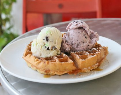 Island Creamery - Ice Cream Cafe Known For Local Flavours, Moves from Serene Centre To Holland Village