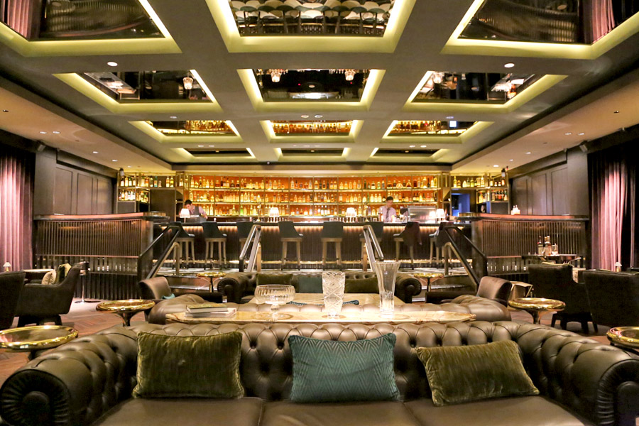 Asia S 50 Best Bars 2018 Manhattan At Regent Singapore Awarded Top