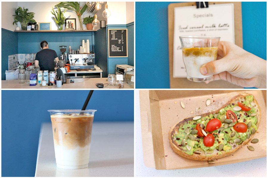 Maxi Coffee Bar - Small Friendly Cafe With Delicious Avocado Toast, At Club Street