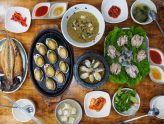 Myeong Jin Jeon Bok 명진전복 – Famed Abalone Feast At Jeju Island With Grilled Abalone & Abalone Porridge