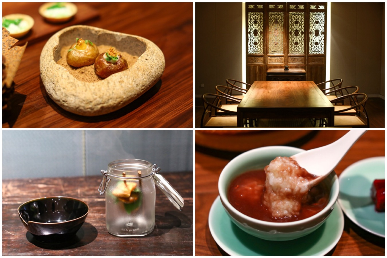 Fu He Hui 福和慧 - Michelin Starred, Vegetarian Fine Dining Restaurant In Shanghai Takes You On A Poetic Journey