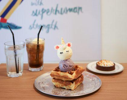 Sir Stamford Waffles – Carnival Themed Café With Unicorn Waffles, Near Bedok 85