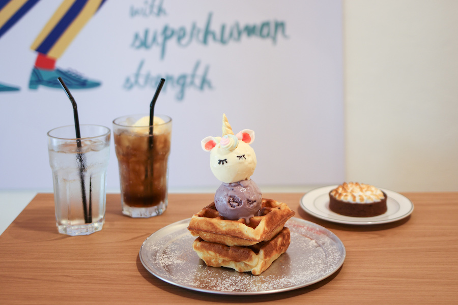 Sir Stamford Waffles – Carnival Themed Café With Unicorn Waffles, Near Bedok 85