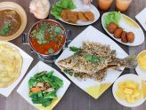 Soi 47 - Cheap & Good Thai Restaurant At King George's Ave. An Entire Seabass At $19 NETT