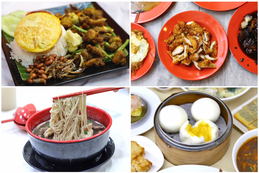 12 Favourite Supper Places In Singapore - From Swee Choon, Seng Kee, To Scissors Cut Curry Rice
