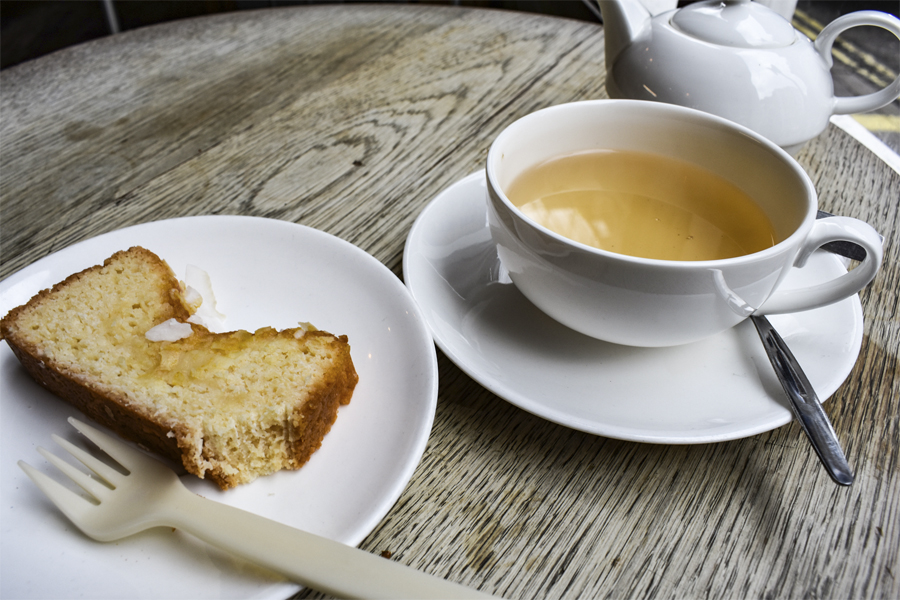 Yumchaa - Tea-Focused Café In London For Tea Sipping and Cake Eating