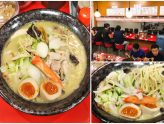 "Ramen Keisuke Champon King - ""Japalang"" Noodles With 12 Different Kinds Of Ingredients, New Store At International Plaza"