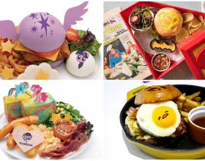 11 Themed Cafes In Singapore - My Little Pony Cafe, Harry Potter High Tea, And Other Character Themed Food
