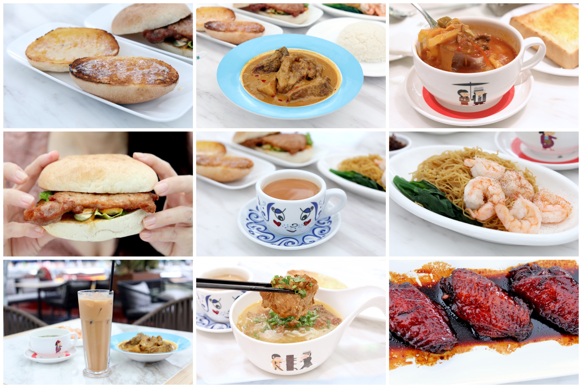 Tsui Wah Singapore – Popular Hong Kong Cafe At Clarke Quay, Opens For Supper Till 1:30AM Daily