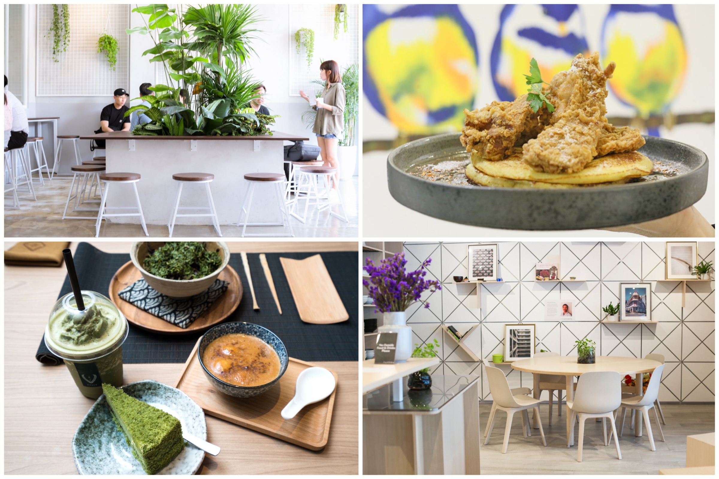 10 Instagrammable NEW Cafes In Singapore 2018 - The Chio, Unique, And Under-The-Radar