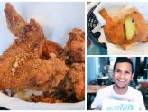 "Chix Hot Chicken - Nashville Fried Chicken Eatery With ""Insane Hotness"", Owned By Taufik Batisah"
