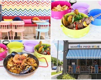 Scissors Paper Stove - Pretty Instagrammable Restaurant, Spanish Tapas With Asian Flavours Found In Serangoon