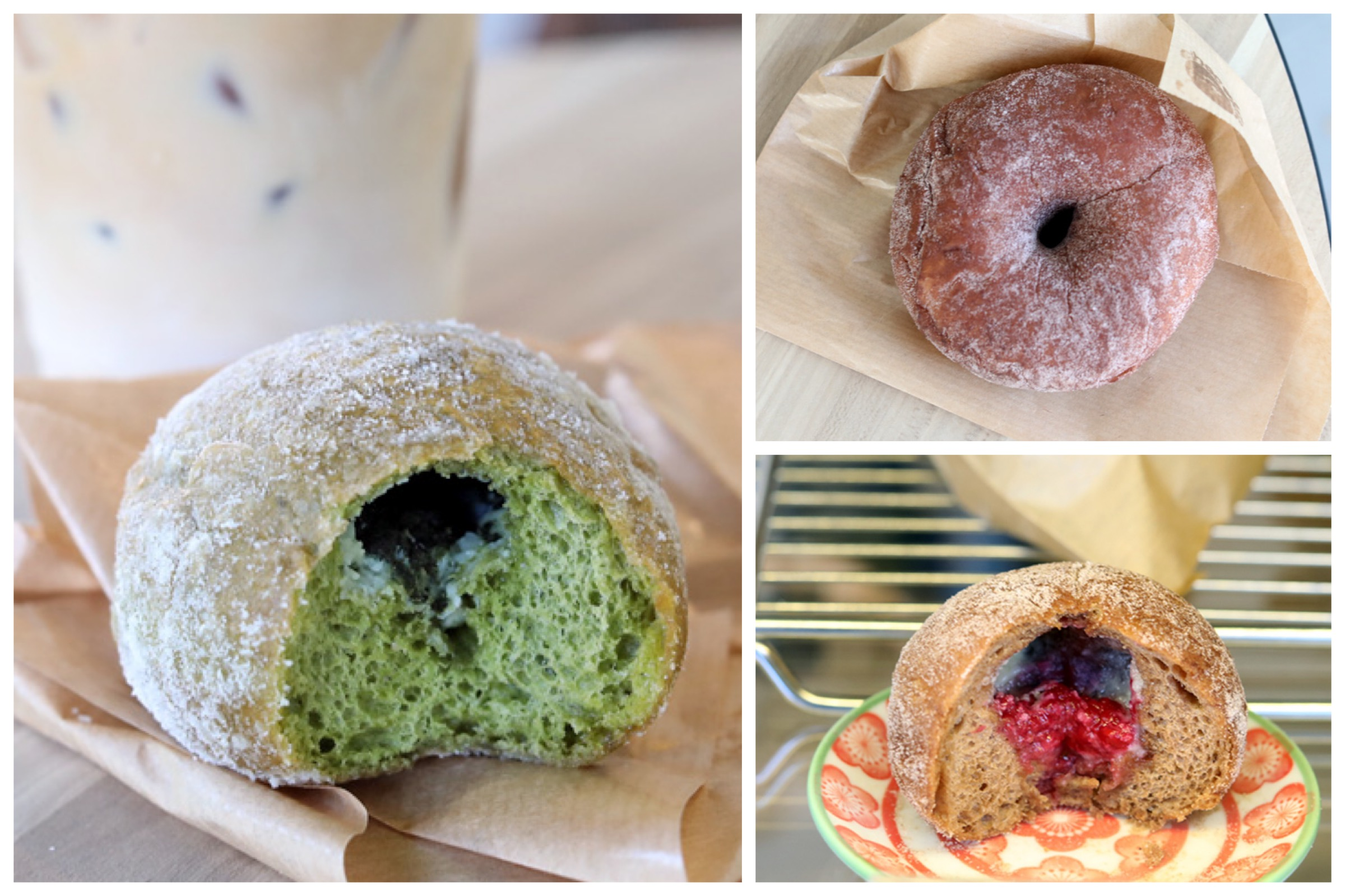 Haritts Donuts ハリッツ - Famous Japanese Donut Shop Opens In Singapore Quietly & Hidden. Now You Know