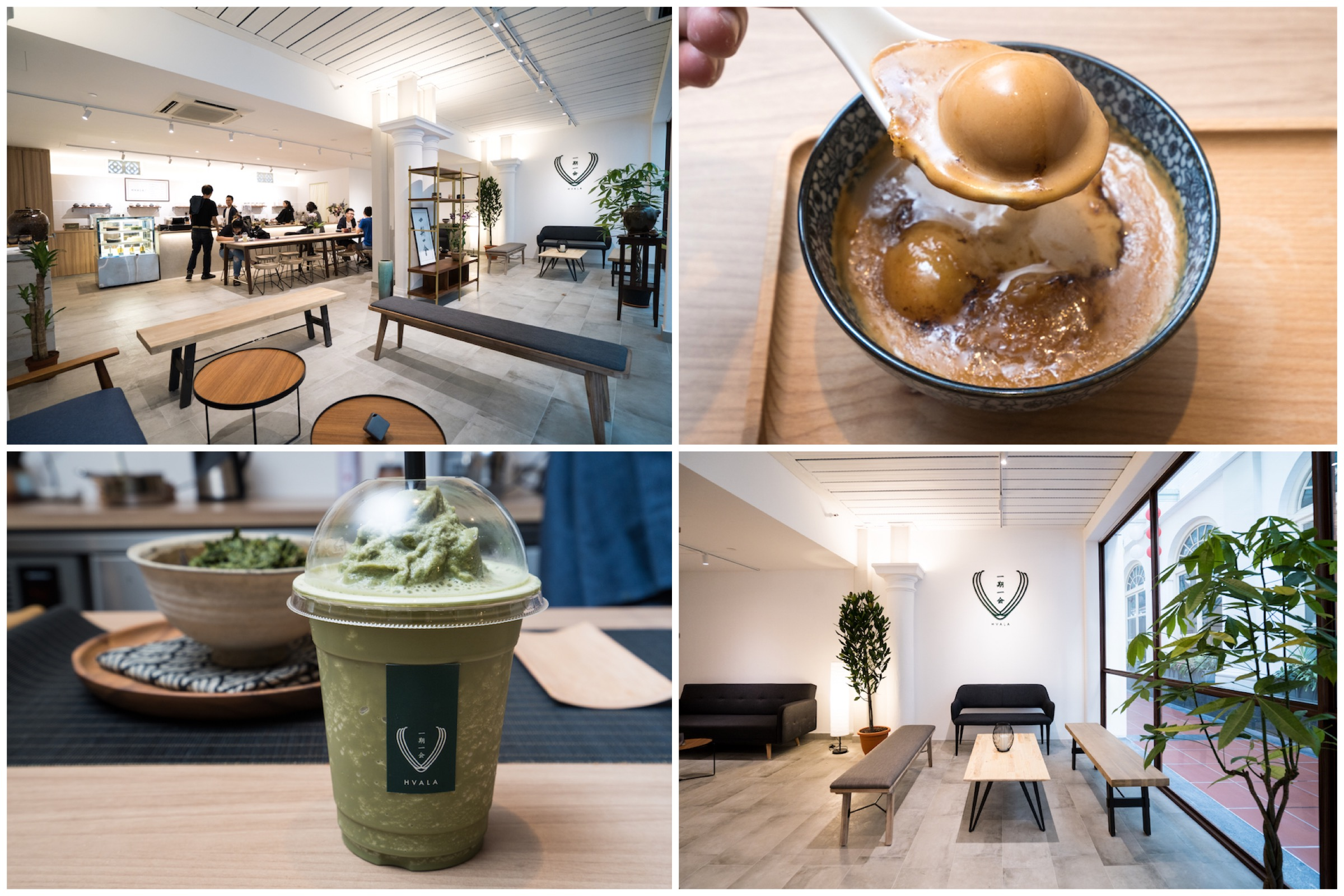 Hvala - Japanese Cafe & Teahouse At CHIJMES, With More Than 30 Matcha And Houjicha Items