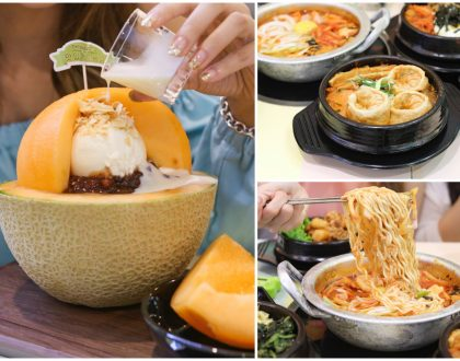 Patbingsoo Korean Dining House – 50% OFF Korean Bingsoo & Quick Bites Weekday Teatime, Plus Weekday Lunch Time Dining Deals