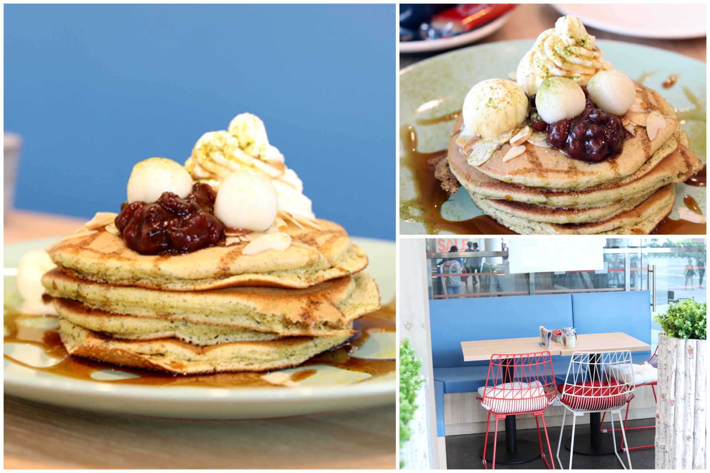 Belle-Ville - Popular Japanese Pancake Cafe From Osaka Opens At Bugis Junction