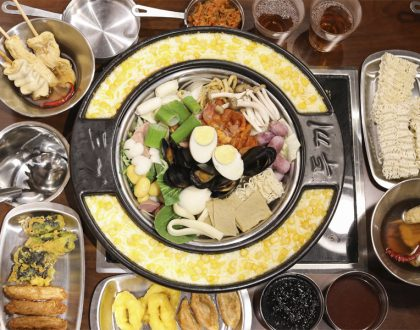 Dookki – Korean Tteokbokki Hotpot Buffet At Clementi Mall, At $18.80++ With Free Flow Bingsu
