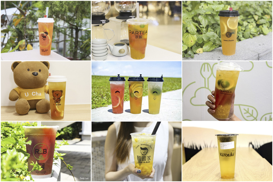 10 Best Fruit Tea In Singapore - Refreshing Tea With Chunks Of Fruits, Including D24 Durian With Tea