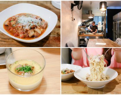 IL DEN - Hidden Gem Found In Orchard, One-Man Show Italian Restaurant With 8 Seats