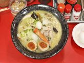 "Ramen Keisuke Champon King - The ""Japalang"" Noodles With 12 Different Kinds Of Ingredients, At International Plaza"