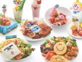Mr. Men & Little Miss Cafe Singapore - Expect Mr Bump Nasi Lemak And Mr Happy Pancakes, Opening In July