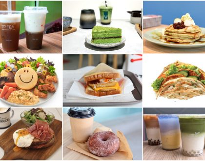 10 NEW Cafés In Singapore July 2018 - Isaac Toast, Liang Sandwich Bar, Mr. Men and Little Misses Café