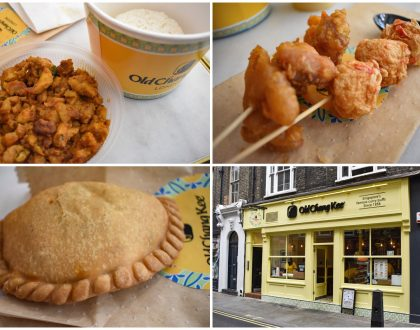 Old Chang Kee London - Crispy Curry Puffs, Lobster Balls, And £8.50 Nasi Lemak, At Covent Garden