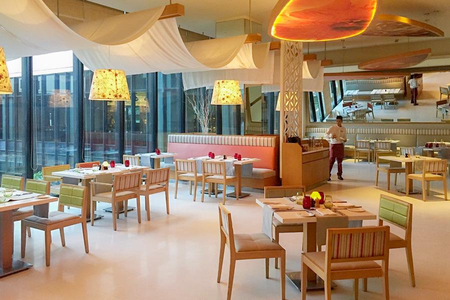 Pluck New Delhi Garden To Table Modern European And Indian Cuisine At Pullman Aerocity