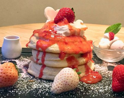 Riz Labo Kitchen – Fluffy Japanese Pancakes From Omotesando Tokyo Coming To Singapore, At Wisma Atria