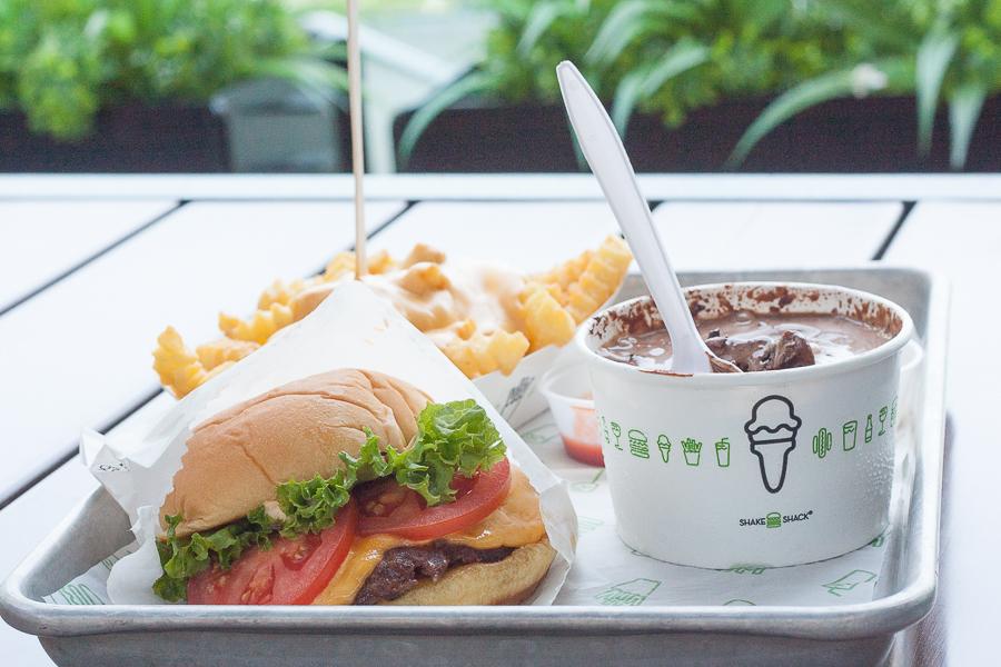 Shake Shack – Iconic Burger Chain from New York Lands At Central, Hong Kong