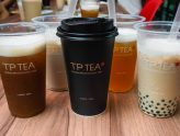 TP-Tea 茶湯會 - Singapore's 1st 24 Hours Taiwanese Bubble Tea Shop With Softserve, At Changi Airport T2