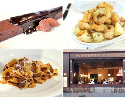Osteria Mozza and Pizzeria Mozza – Both Restaurants At Marina Bay Sands Closing End July