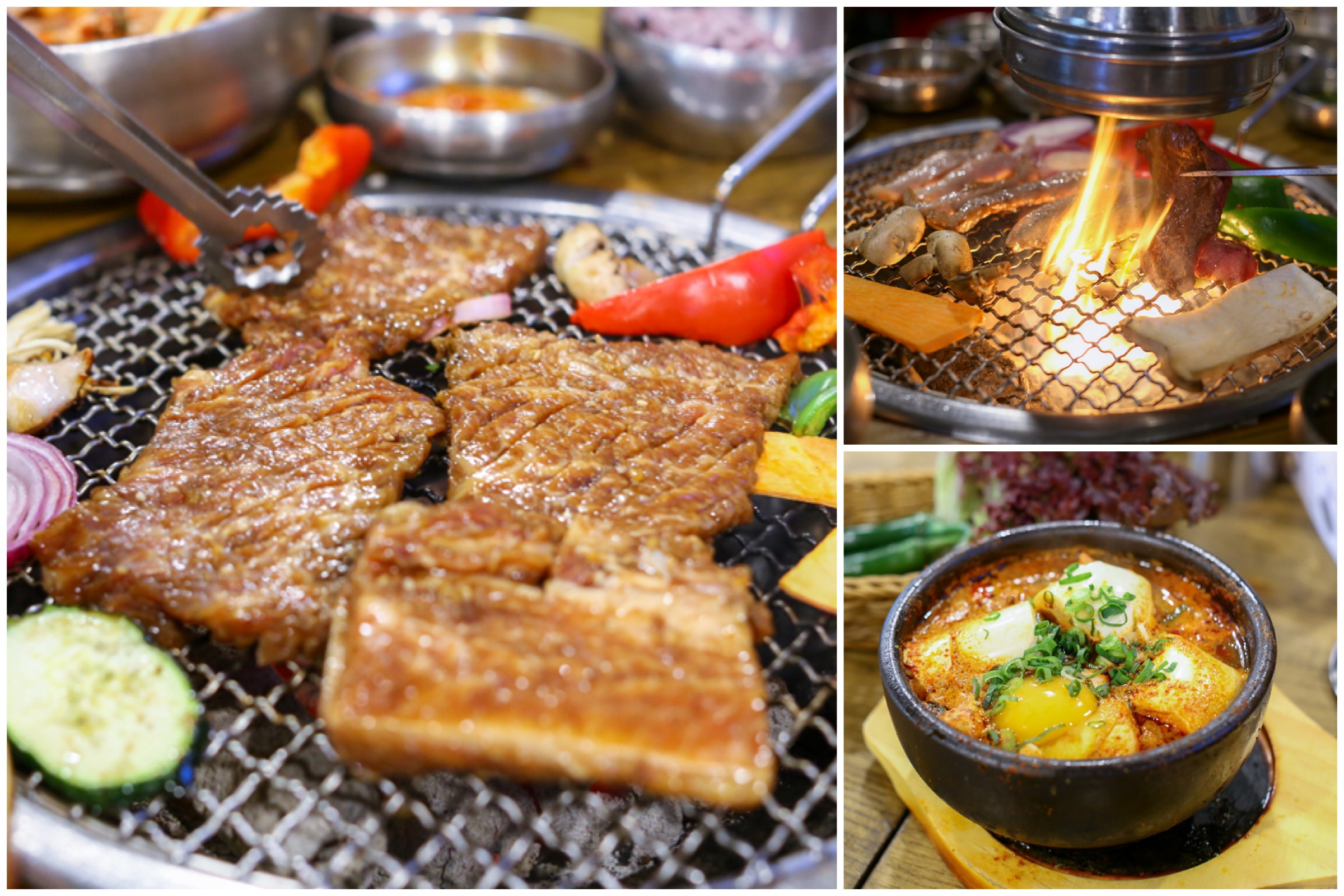 678 Korean BBQ – One Of The Best Korean BBQ Restaurants In Sydney, Visited By Gong Yoo