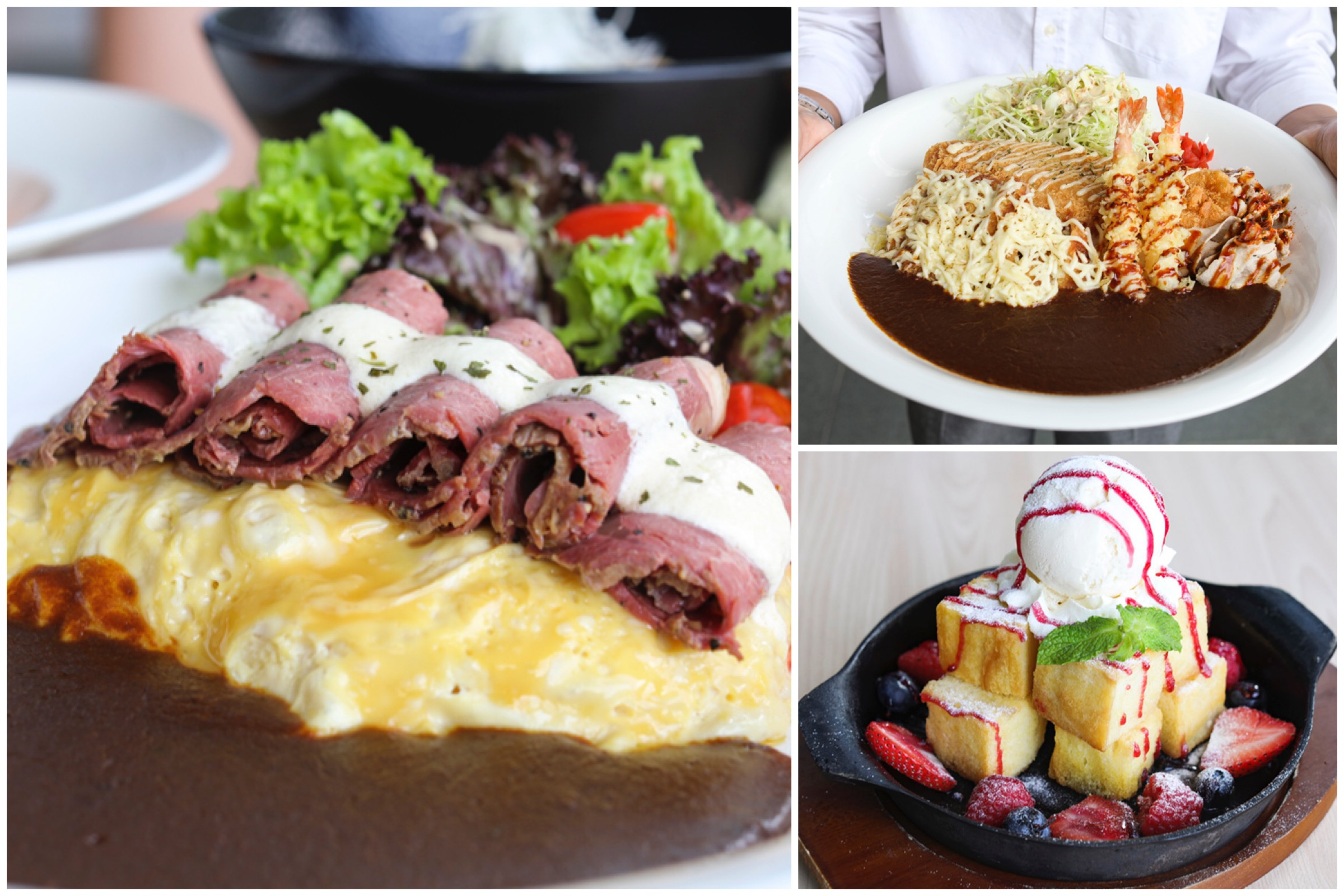 Monster Curry - Premium Roast Beef Japanese Curry Rice At $13.80, Plus 50% OFF Weekday Lunch Sets