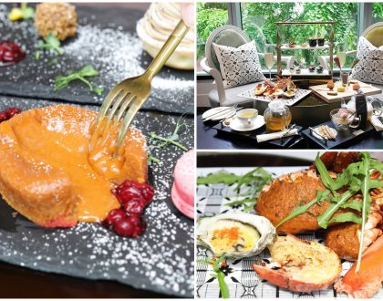 Arteastiq Boutique Tea House - Revamped Menu With Sambal Boston Lobster, Thai Milk Tea Lava Cake, Luscious Seafood High Tea