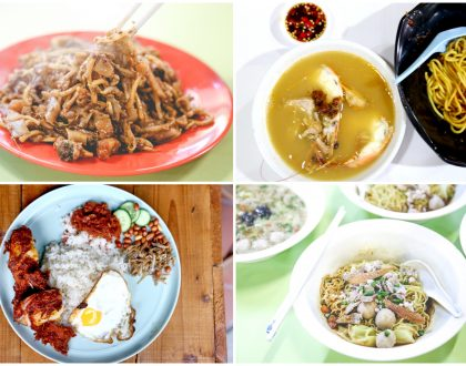 Michelin Bib Gourmand Singapore 2018 - FULL LIST Of 50 Restaurants & Hawker Stalls In Singapore