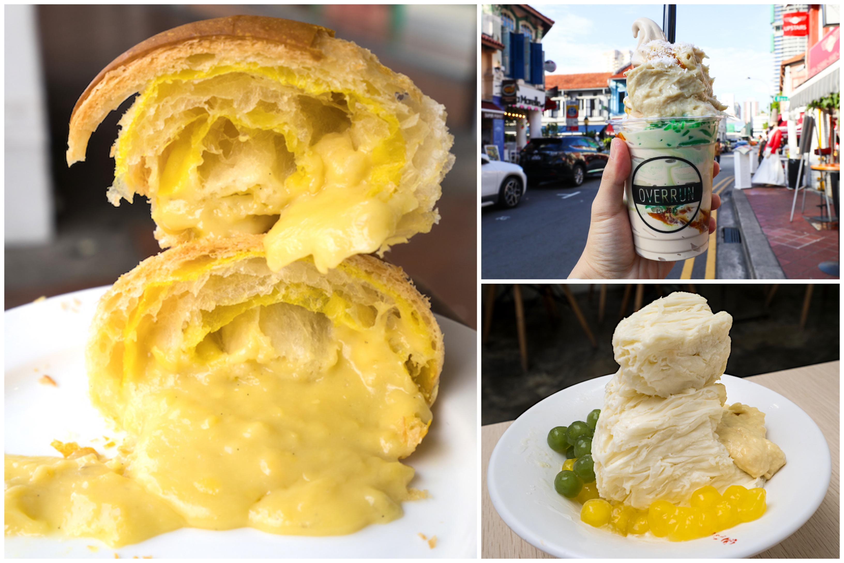 10 Durian Desserts in Singapore - Mao Shan Wang Lava Croissant, Durian Kaya Toast And More. Ultimate Guide To The King Of Fruits