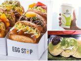 10 NEW Cafés In Singapore August 2018 - Korean Egg Stop Sandwich, Taiwan's TenRen Tea, And Local Stingray Pasta