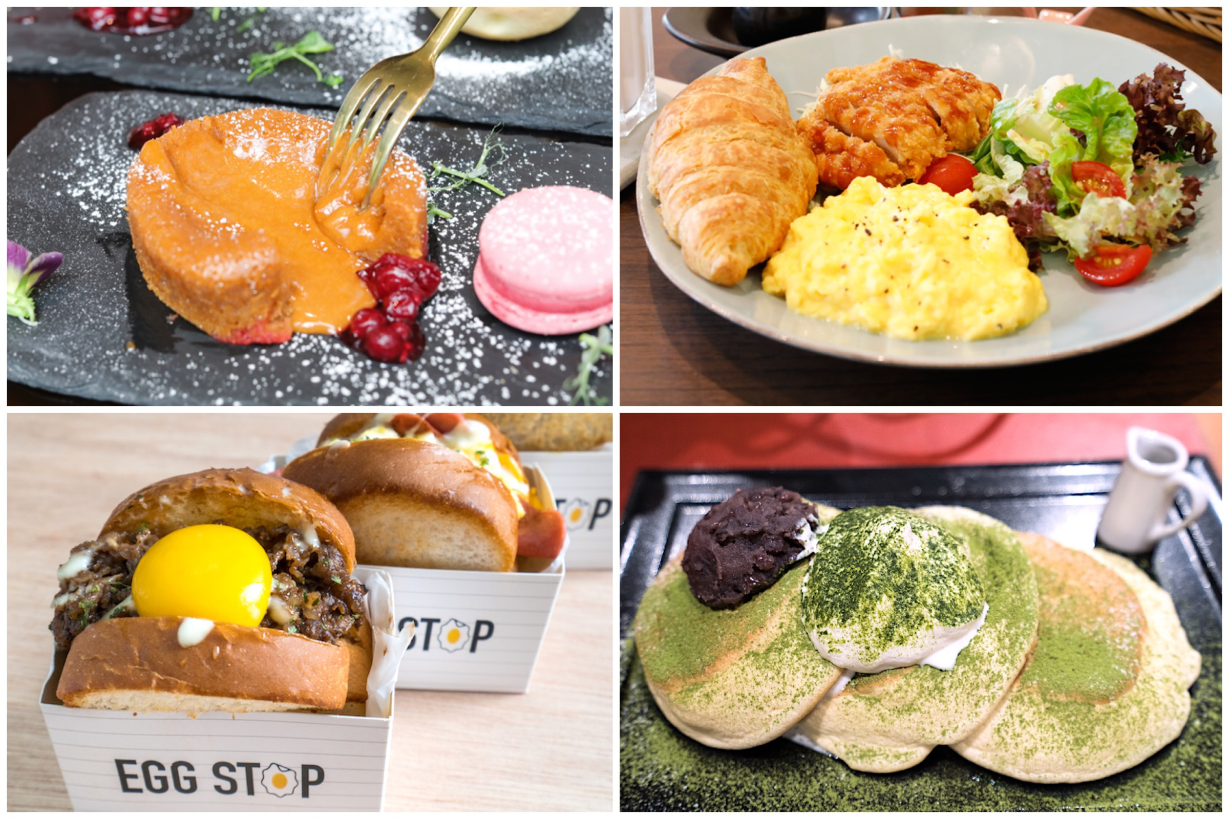 10 NEW Cafés In Singapore August 2018 - Wobbly Japanese Pancakes, Korean Egg Stop Sandwich, A Hidden Japanese Cafe